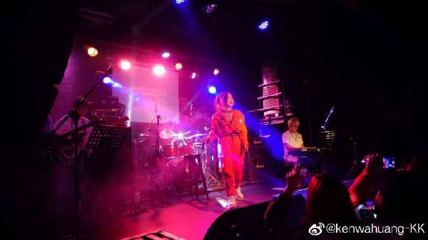 广州!胡芳芳个人演唱会圆满成功