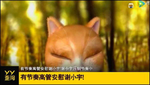 YY日报:莎甜夺代言?冕毕不内战